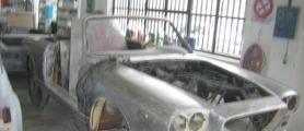 Lancia Flavia convertibile