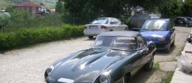 Jaguar e-type 2